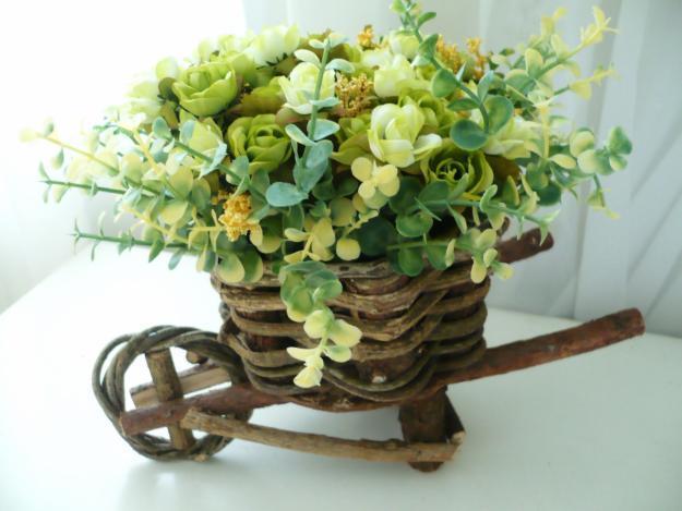 limpeza de flores artificiais5artificiais