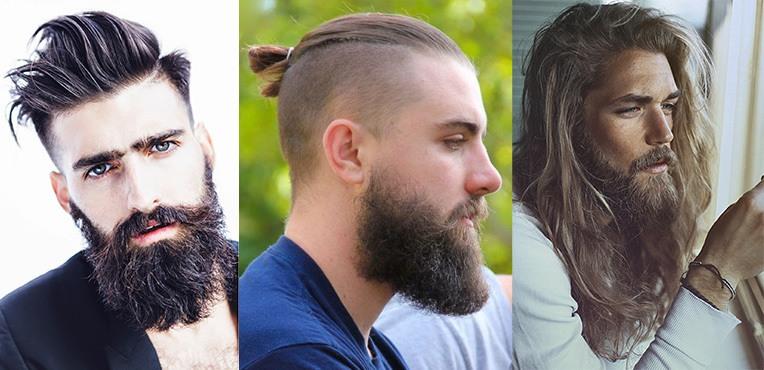 O Cabelo Masculino De 2015 Pelas Barbas Do Profeta
