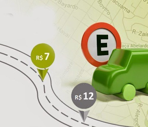 app economia estacionamento