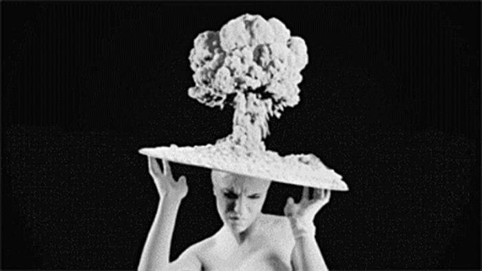 bomba cabeça