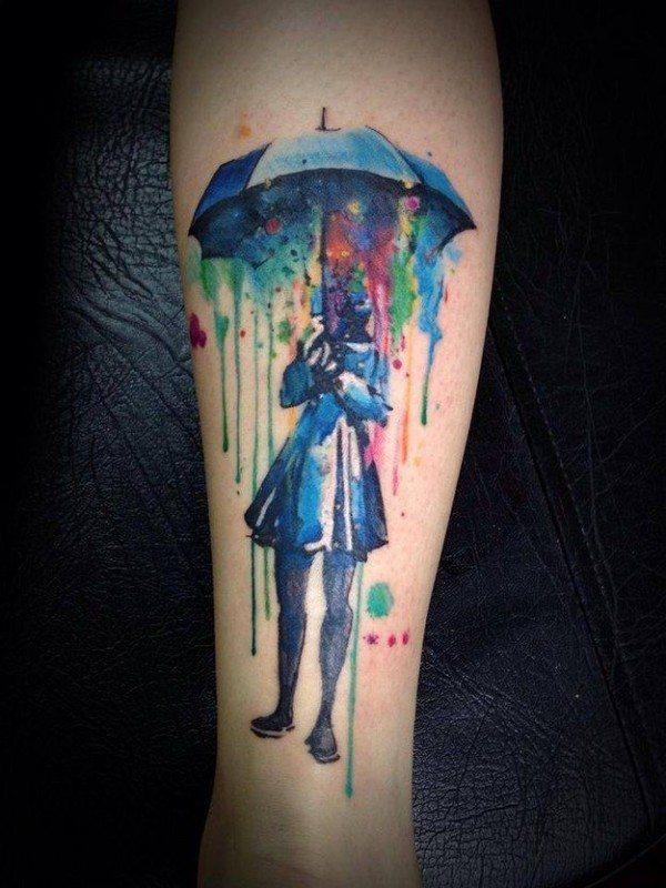 tatuagem tattoo aquarela watercolor inspiration inspiracao - ideia quente (12)