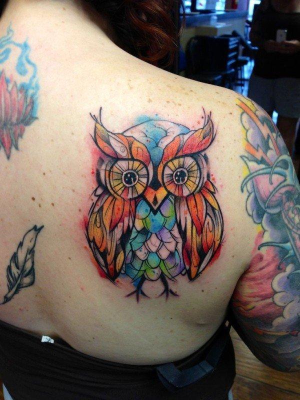 tatuagem tattoo aquarela watercolor inspiration inspiracao - ideia quente (13)