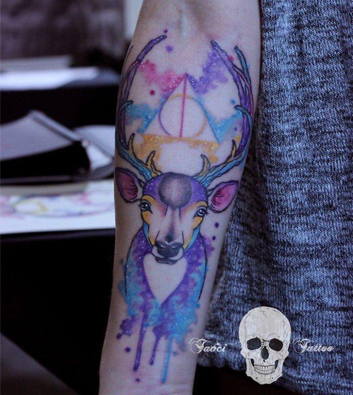 tatuagem tattoo aquarela watercolor inspiration inspiracao - ideia quente (19)