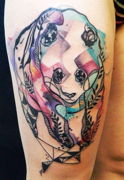 tatuagem tattoo aquarela watercolor inspiration inspiracao - ideia quente (2)
