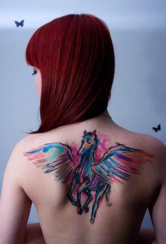 tatuagem tattoo aquarela watercolor inspiration inspiracao - ideia quente (29)