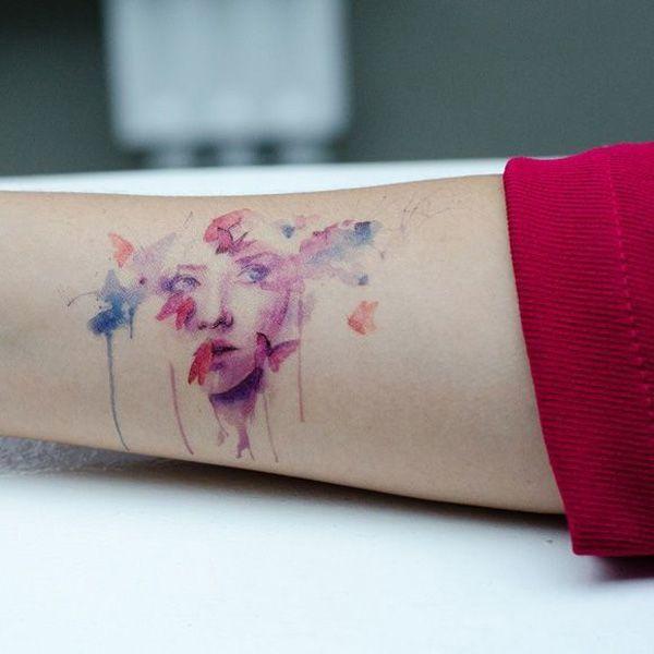 tatuagem tattoo aquarela watercolor inspiration inspiracao - ideia quente (30)