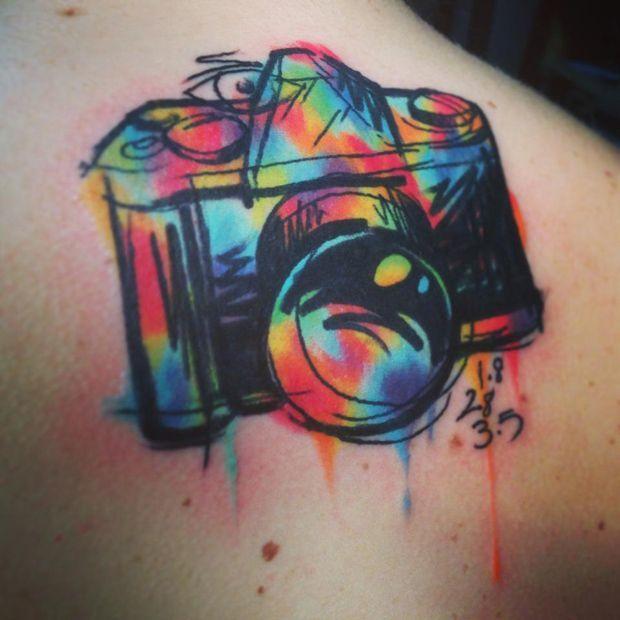 tatuagem tattoo aquarela watercolor inspiration inspiracao - ideia quente (38)