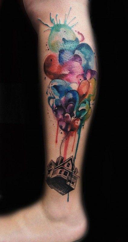 tatuagem tattoo aquarela watercolor inspiration inspiracao - ideia quente (45)