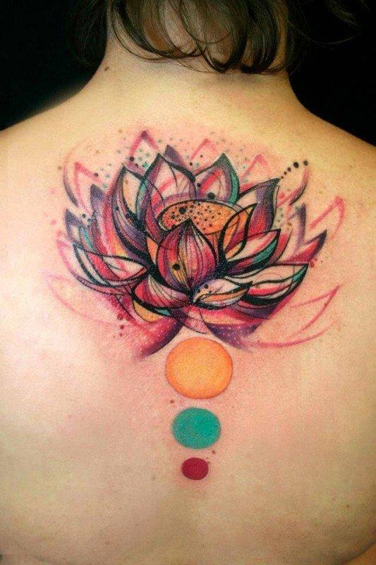 tatuagem tattoo aquarela watercolor inspiration inspiracao - ideia quente (5)