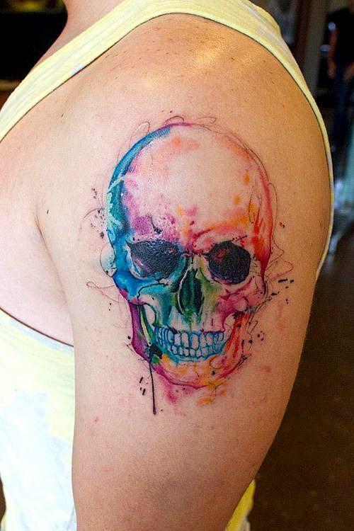 tatuagem tattoo aquarela watercolor inspiration inspiracao - ideia quente (8)