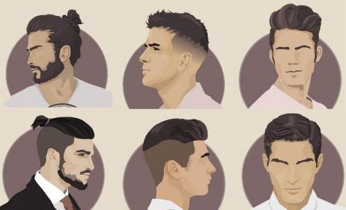 a325905167975 Os cortes de cabelo masculino mais populares - O guia!