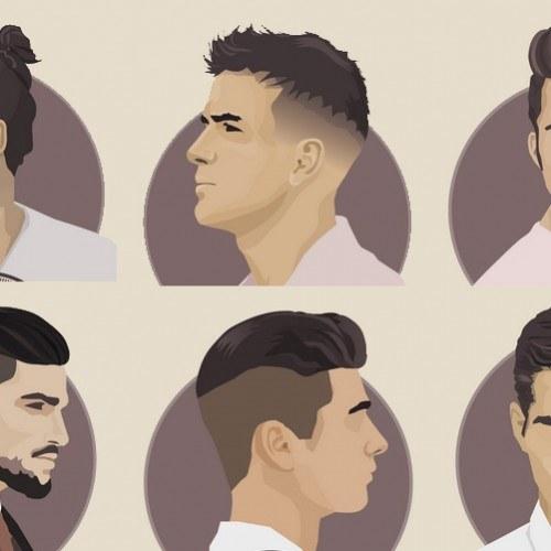 corte de cabelo da moda 2015 homem masculino