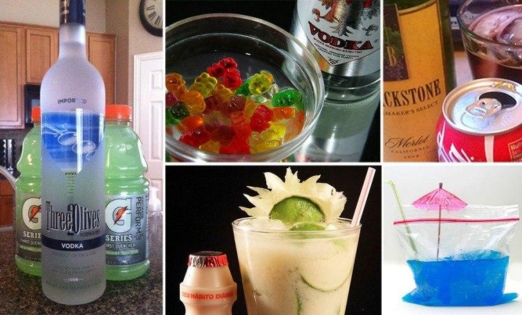 criatividade bebidas