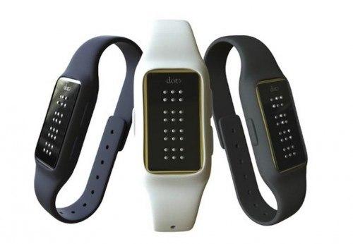 278c28a9578 Empresa cria relógio inteligente para deficientes visuais