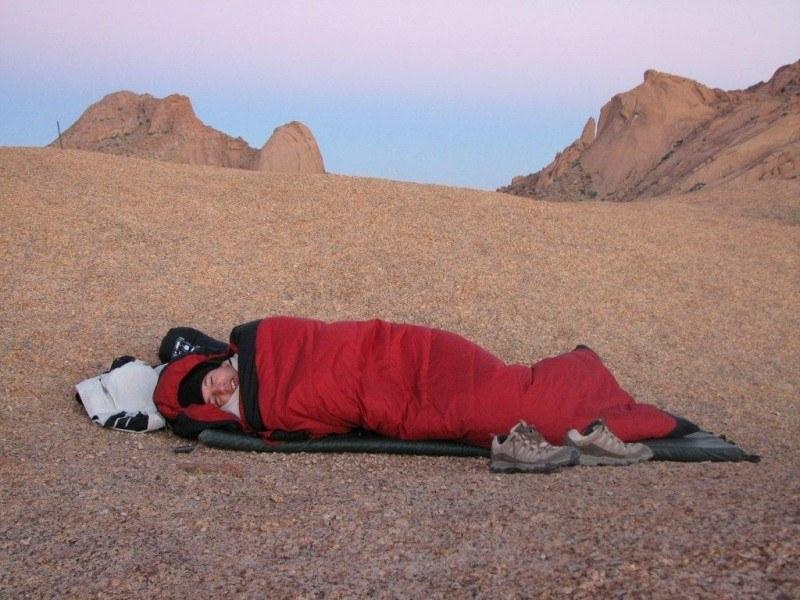 traveller-sleeping
