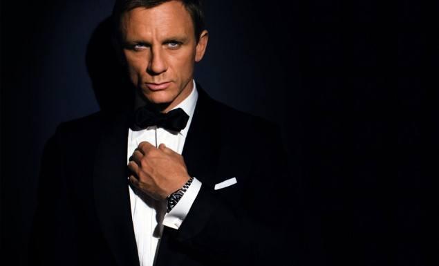 Daniel Craig Omega