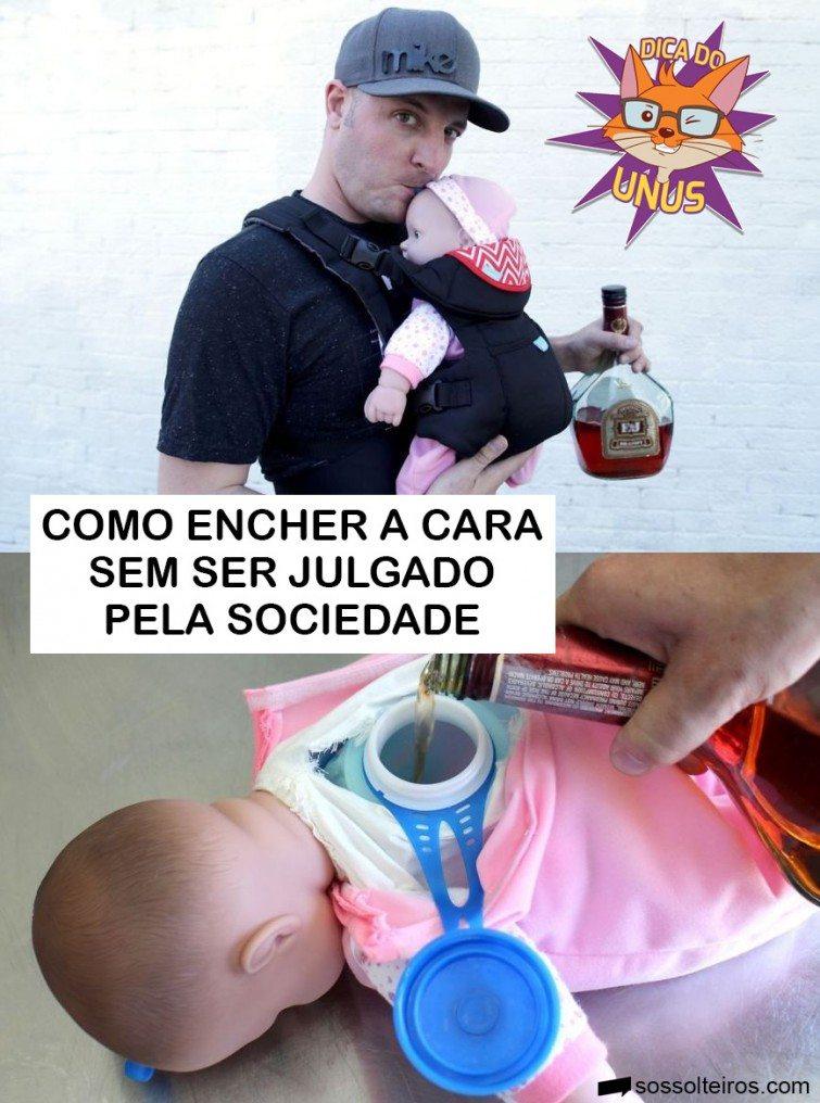 bebida boneca