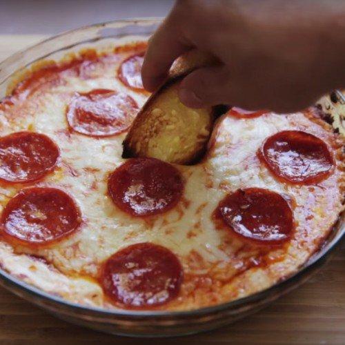 pizza aperitivo