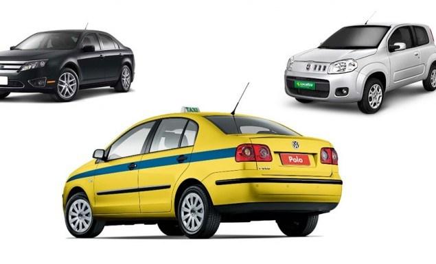 taxi uber aluguel carro