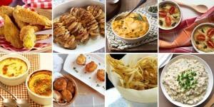 batatas receitas