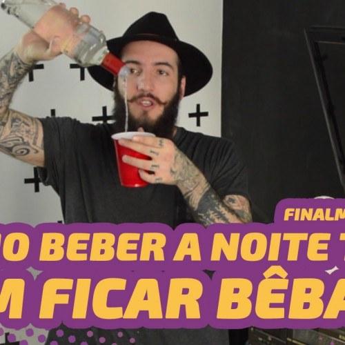 COMO BEBER SEM FICAR BEBADO