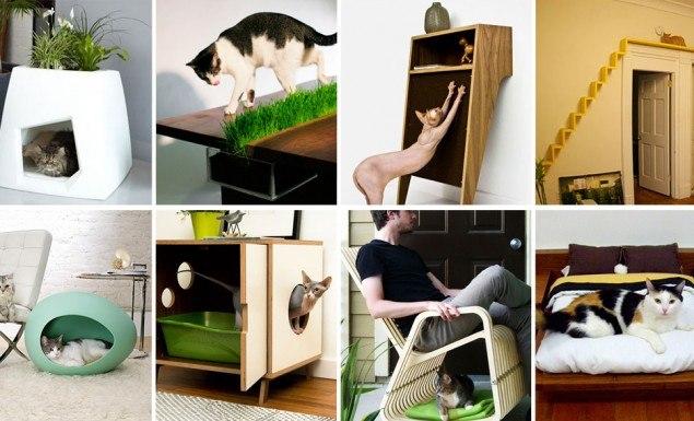 moveis para casa e para gatos