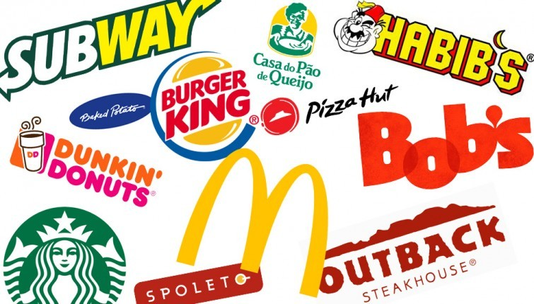 receitas de fast food