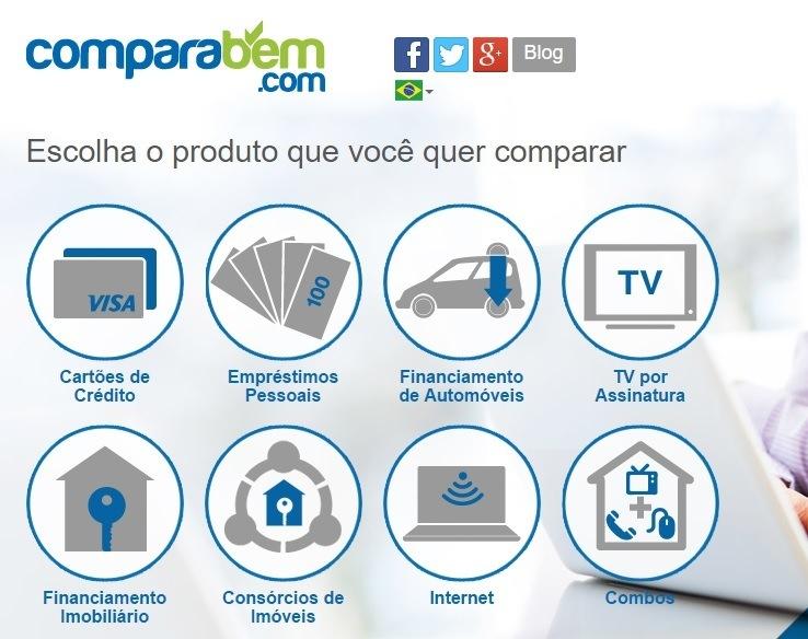 Compara Bem, https://comparabem.com.br/