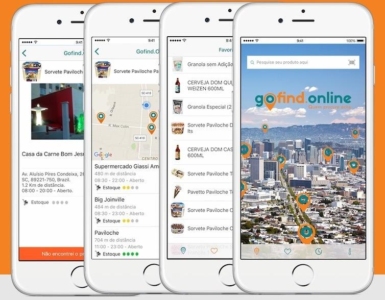 GoFind, http://www.gofind.online/