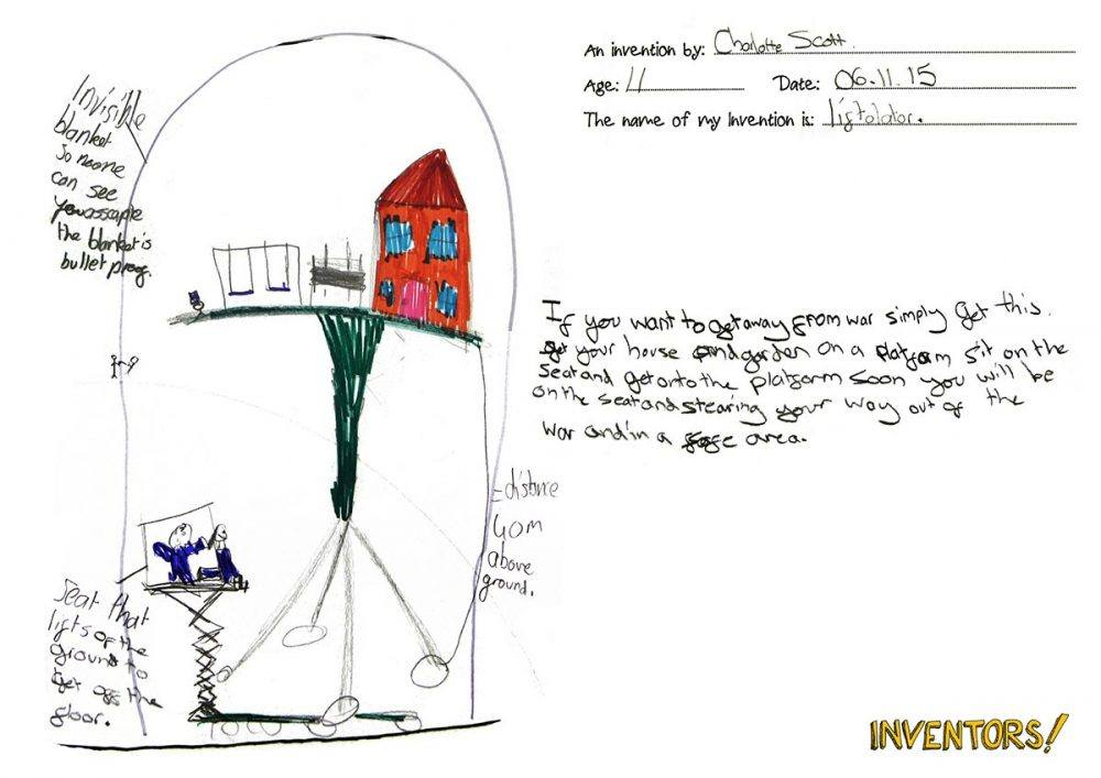 INVENTORS!, http://inventorsproject.co.uk/