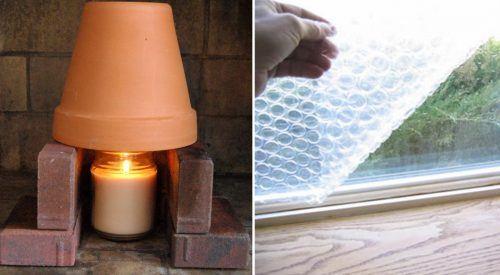 como vedar janelas contra o frio