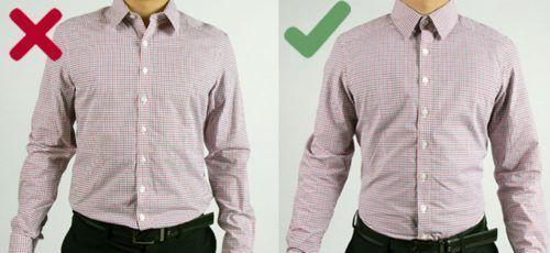 A maneira mais eficiente de colocar a camisa (sempre perfeita) por ... ddcefa68824