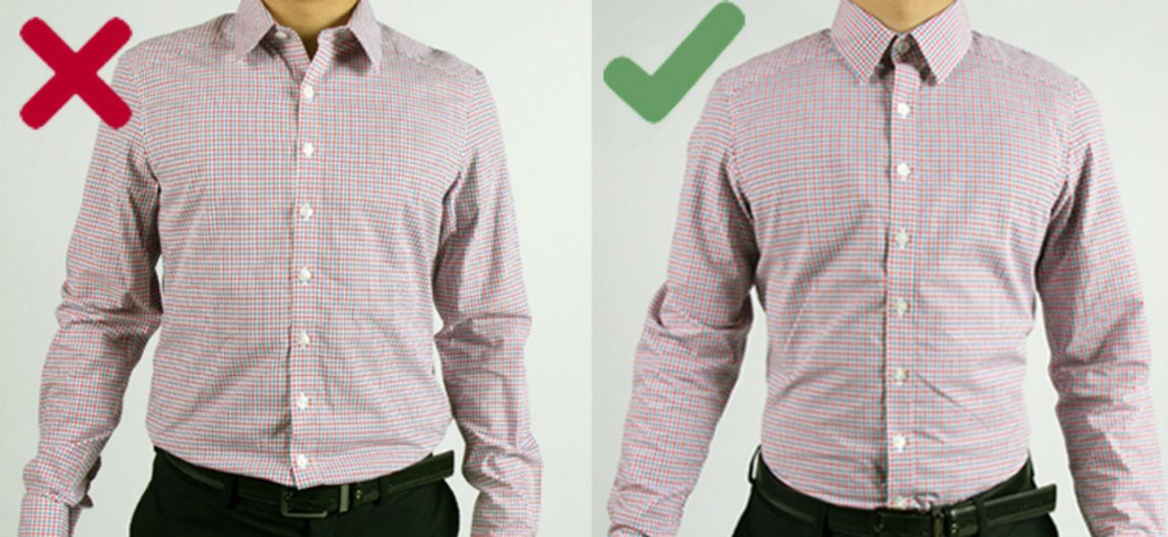 8e1b8490a A maneira mais eficiente de colocar a camisa (sempre perfeita) por dentro  da calça