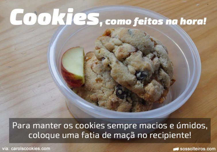 cookies truque maca