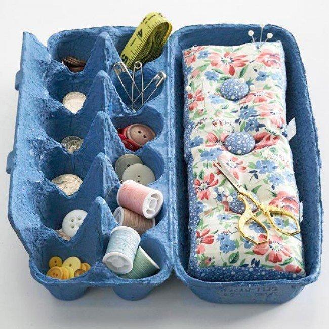 Enfemenino, http://www.enfemenino.com/trucos/ideas-para-reciclar-cajas-de-huevos-s1477911.html