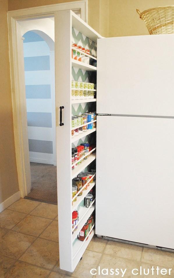 Classy Clutter, geladeiraporta_sossolteiros