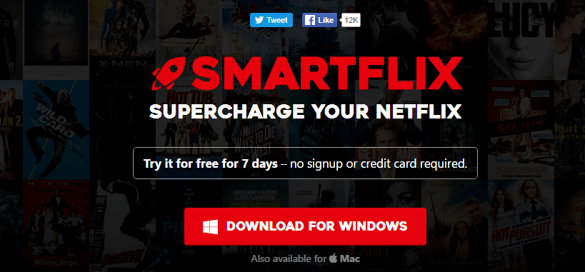 Smart Netflix, https://www.smartflix.io/