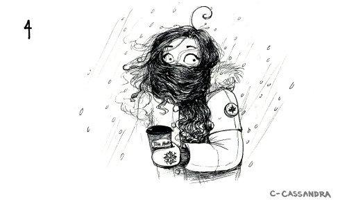 C-Cassandra, http://c-cassandra.tumblr.com/