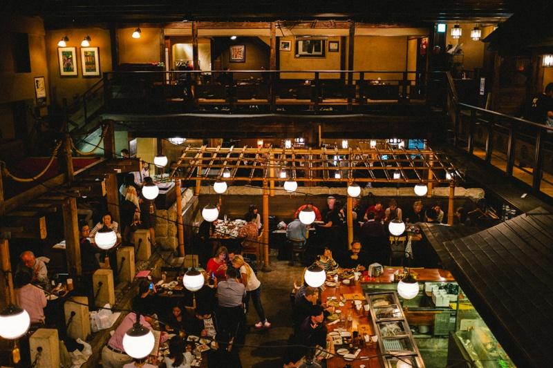The City Lane, http://thecitylane.com/tokyo-gonpachi-aka-kill-bill-restaurant/