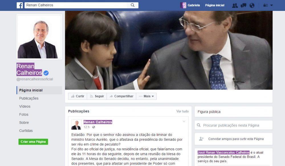 Facebook | Reprodução