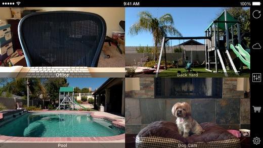 Itunes Apple, https://itunes.apple.com/in/app/icam-pro-webcam-video-streaming/id837194033?mt=8
