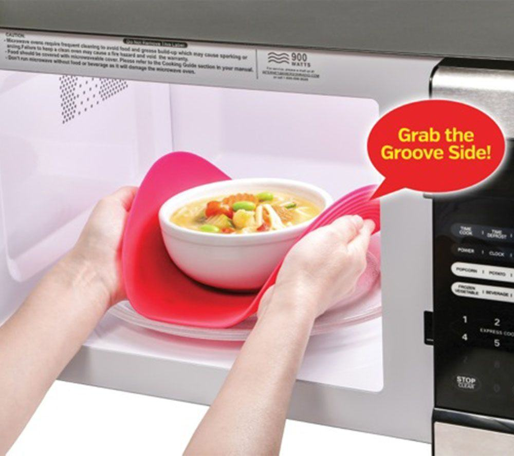 Qvc, http://www.qvc.com/Micro-Easy-Grab-Set-of-2-8-in-1-Silicone-Microwave-Pads.product.L43054.html