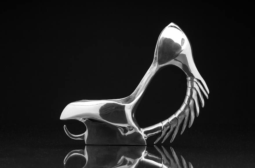 No Camels, http://nocamels.com/2017/01/israeli-artists-shoe-designs-ny-bezalel/