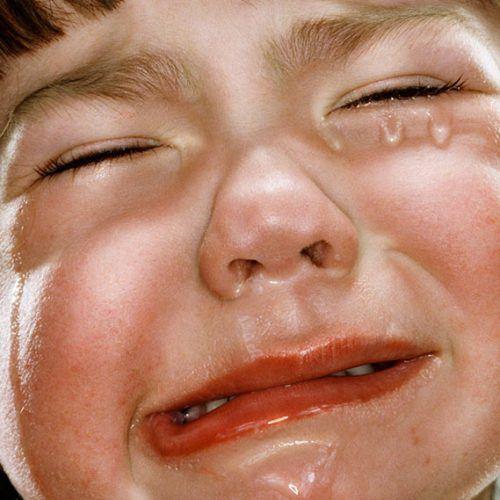 choro criança
