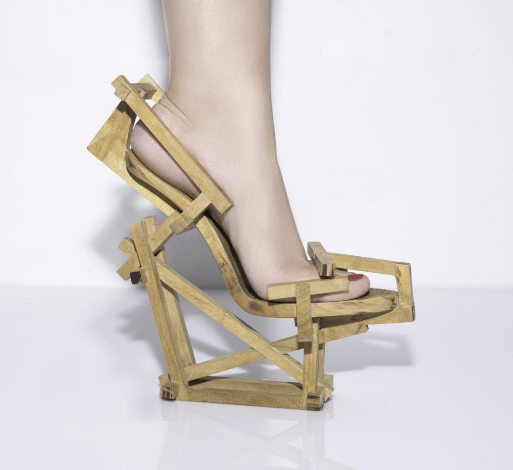 WWD, http://wwd.com/eye/lifestyle/gallery/a-walk-of-art-visionary-shoes-featuring-kobi-levi-sigalit-landau-and-more-10748330/#!1/gal-souva-jenga-2015-photographer-roni-mattes