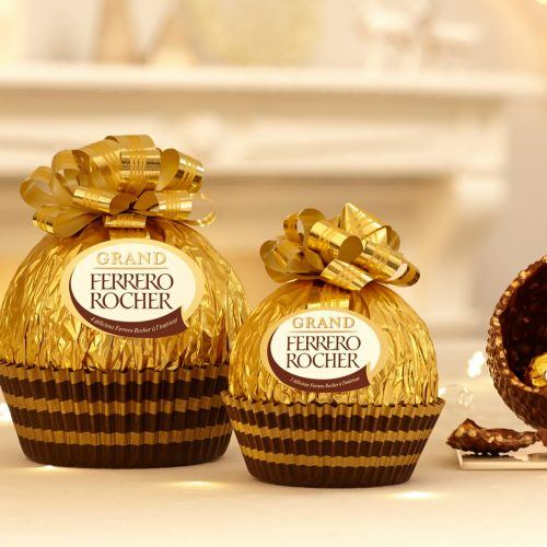 Ferrero, http://ferrerochocolates.com.au/products/grand-ferrero-rocher