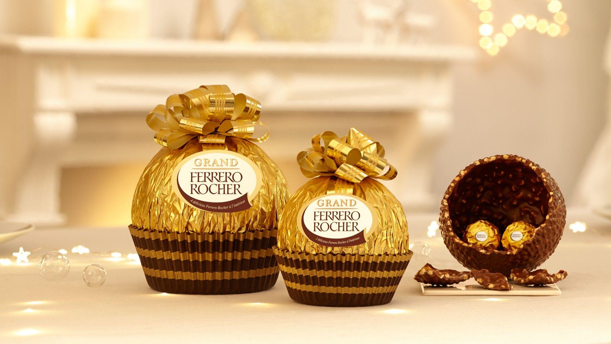 Ferrero, http://ferrerochocolates.com.au/products/grand-ferrero-rocher