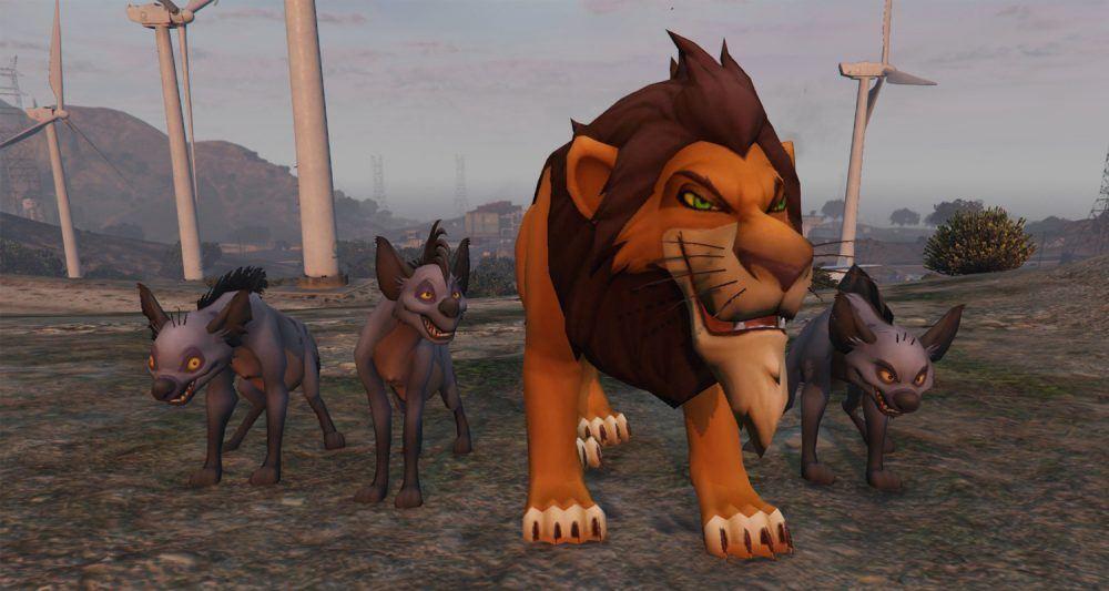 Mega-Game, http://mega-game.org/dir/gta_v/modifikacii/the_lion_king_pack/14-1-0-4225
