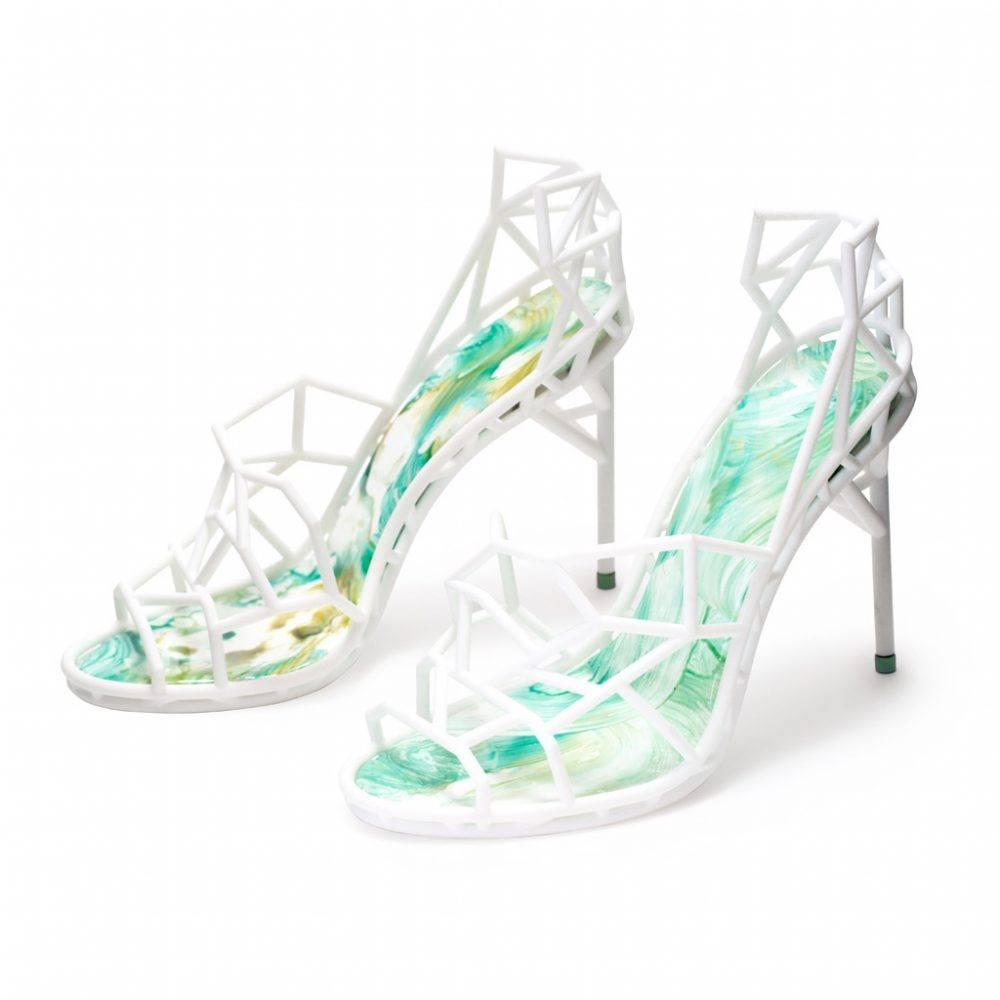 Footwear News, http://footwearnews.com/gallery/a-walk-of-art-visionary-shoes-exhibit-bezalel-academy-jerusalem-photos/#!22/norman-and-bellatal-arbel-in-cooperation-with-alessandro-briganti-cenerentola-nostra-2016-photographer-bar-sharir/