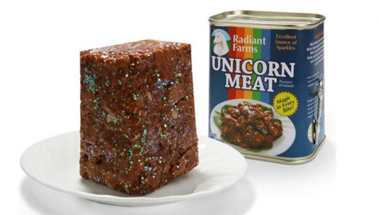 carne de unicornio